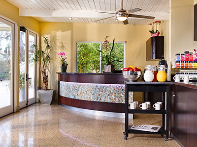 Hidden Treasure Budget Minded Travelers Have Discovered A Gem In The Inn At East Beach Santa Barbara